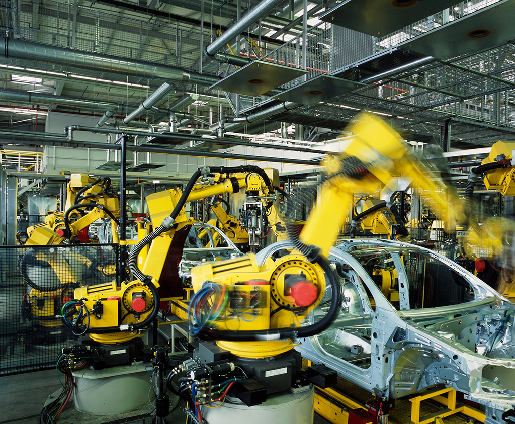sensors for auto manufacturing
